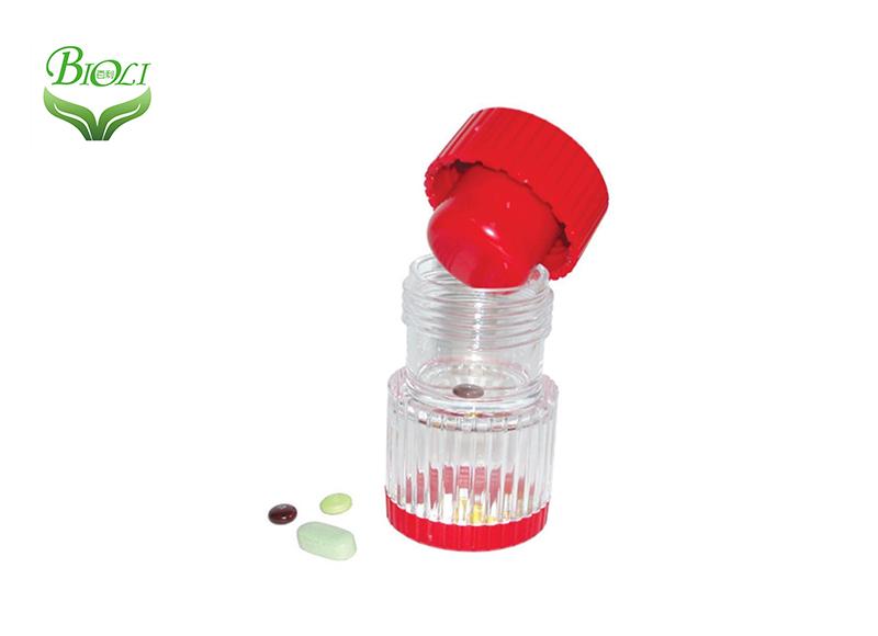 Caja de píldoras de envases de píldoras recetadas