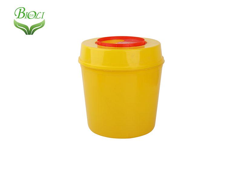 Litro Redondo Sharp Contenedor 50 / Caja